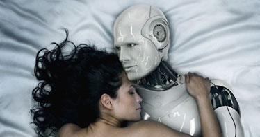 شوهر رباتی